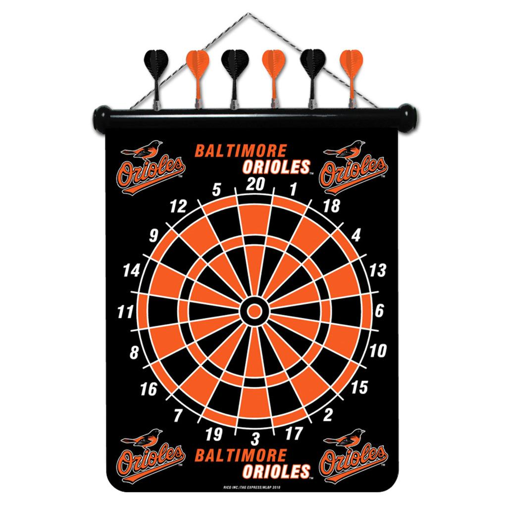 Baltimore Orioles Magnetic Dart Board