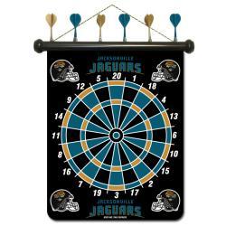 Jacksonville Jaguars Magnetic Dart Board - Thumbnail 1