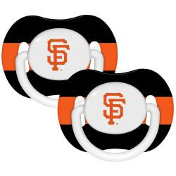 San Francisco Giants Pacifiers (Pack of 2) - Thumbnail 1