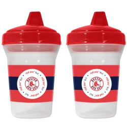 Boston Red Sox Sippy Cups (Pack of 2) - Thumbnail 1