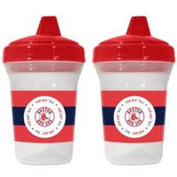 Boston Red Sox Sippy Cups (Pack of 2)