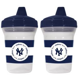 New York Yankees Sippy Cups (Pack of 2) - Thumbnail 1