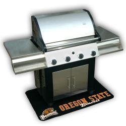 NCAA Oregons State Beavers Vinyl Grill Mat