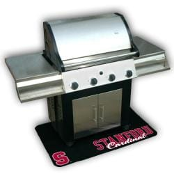 Mr. Bar-B-Q Stanford Cardinals Vinyl Grill Mat