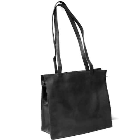 Royce Leather Women's Vaquetta All-purpose Tote Bag