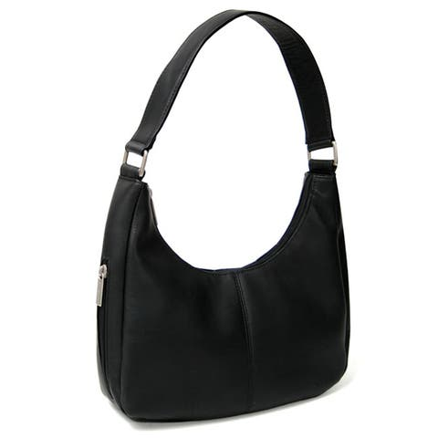 Royce Leather Women's Vaquetta Hobo Bag