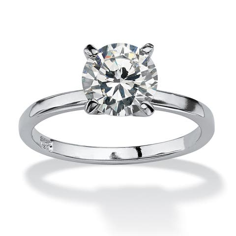 cdd7a76687e08a Buy Engagement Rings Online at Overstock | Our Best Wedding Rings Deals