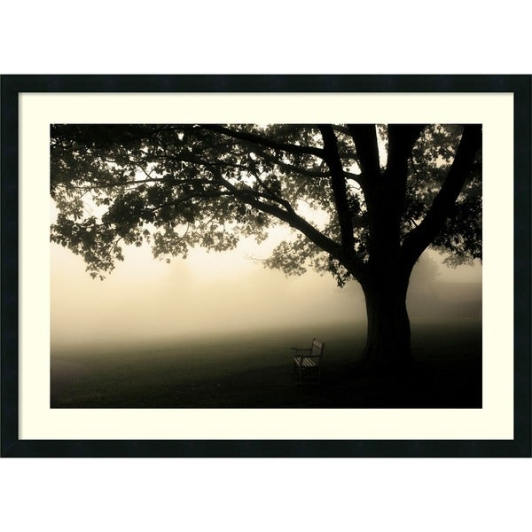 Framed Art Print 'Shenandoah' by Andy Magee 36 x 26-inch