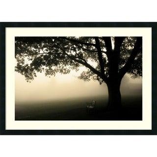 Andy Magee 'Shenandoah' 36 x 26-inch Framed Art Print