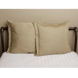 Sienna Matelasse Euro Pillow Set of 2