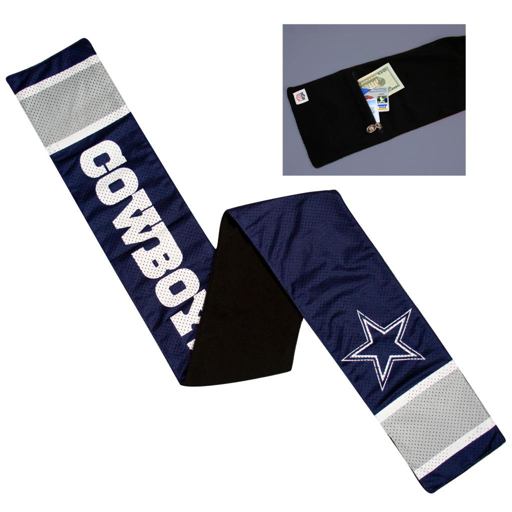 Little Earth Dallas Cowboys Jersey Scarf