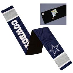 Little Earth Dallas Cowboys Jersey Scarf - Thumbnail 1
