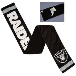 Little Earth Oakland Raiders Jersey Scarf - Thumbnail 1