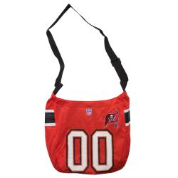 Little Earth Tampa Bay Buccaneers Veteran Jersey Tote Bag