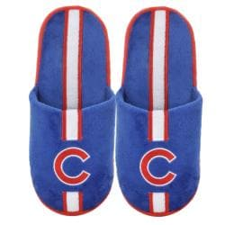 Chicago Cubs Big Logo Slippers - Thumbnail 2
