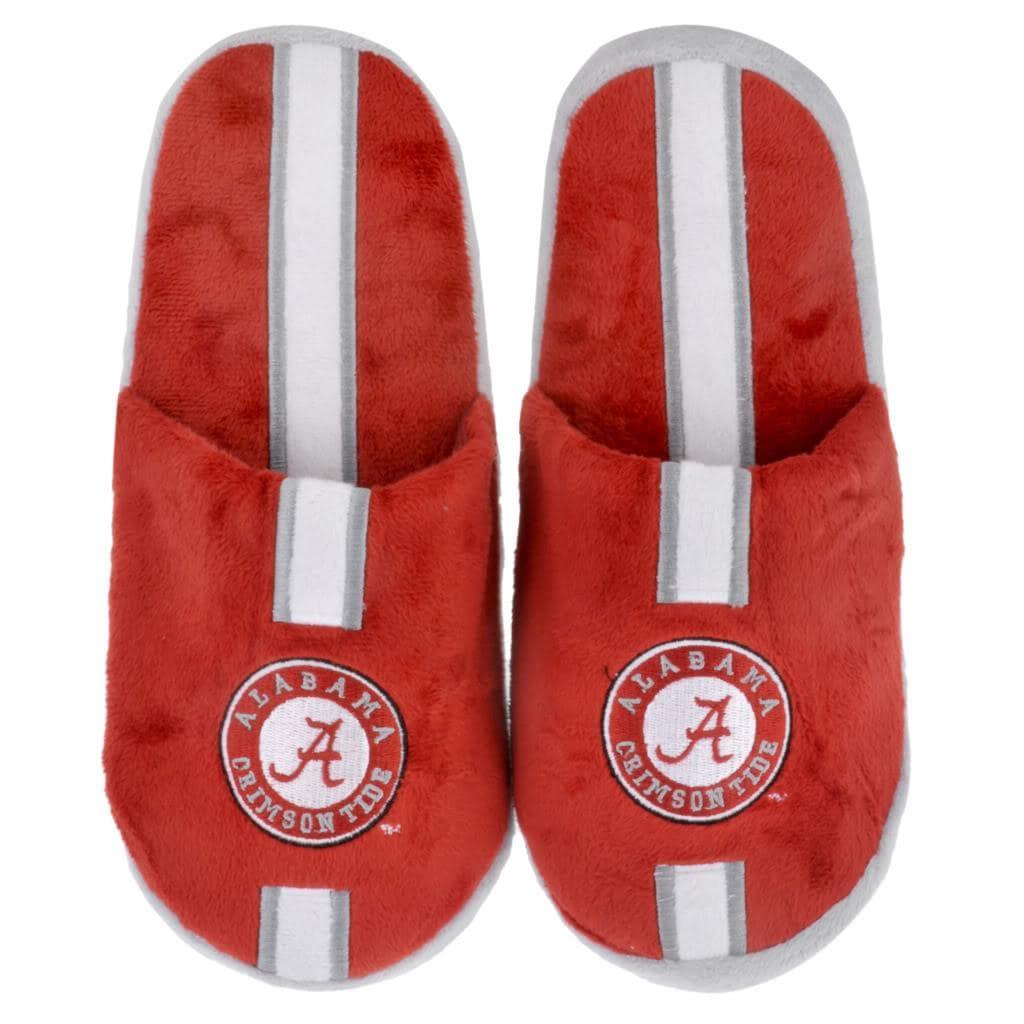 NCAA Alabama Crimson Tide Big Logo Slippers