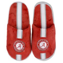 NCAA Alabama Crimson Tide Big Logo Slippers - Thumbnail 1