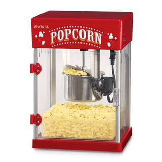 West Bend Classic Red 2.5-ounce Theater Popper