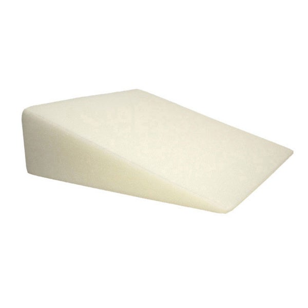 splendorest visco elastic memory foam extra firm support bed wedge pillow free shipping today
