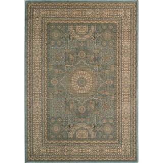 Preston Blue Tabriz Rug (9'3 x 12'6)|https://ak1.ostkcdn.com/images/products/5902541/P13607219.jpg?impolicy=medium