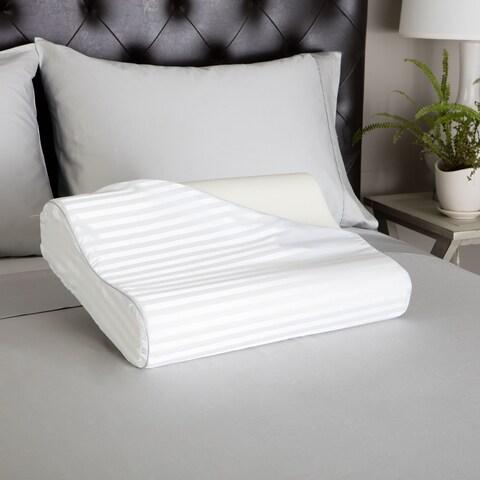 Slumber Solutions Contour Memory Foam Pillow