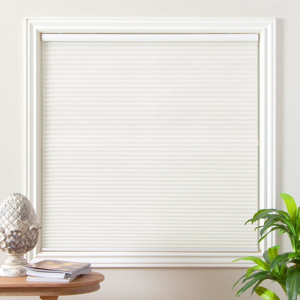 arlo blinds cream light filtering cordless cellular shade free shipping on orders over 45