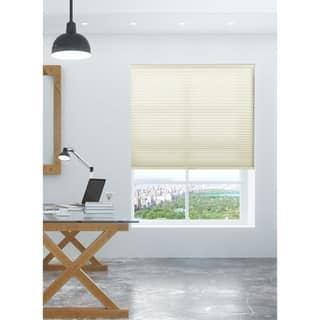 Arlo Blinds Cream Light Filtering Cordless Cellular Shade|https://ak1.ostkcdn.com/images/products/5903251/P13607831.jpg?impolicy=medium