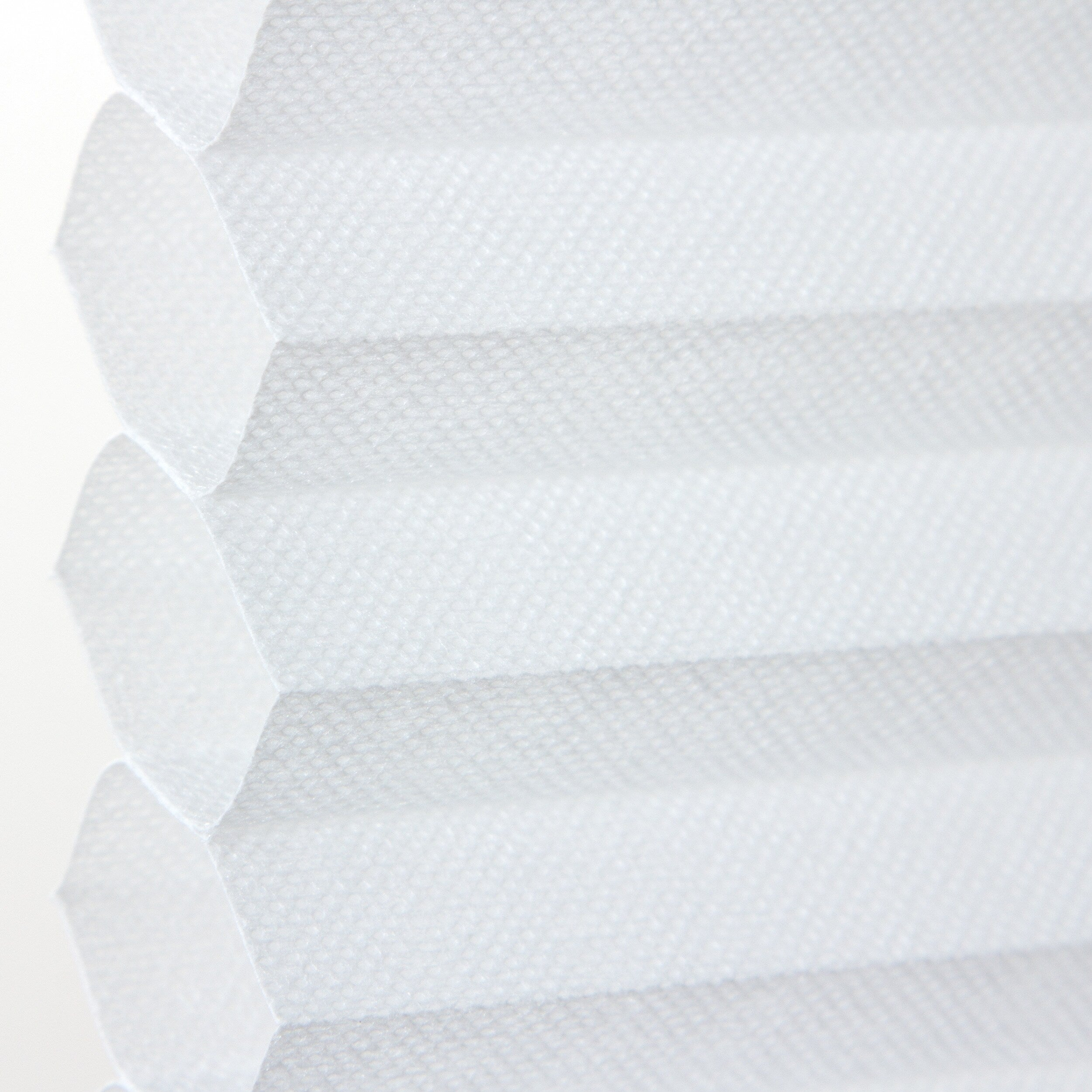 Arlo Blinds Pure White Light Filtering Cordless Cellular Shades On Sale Overstock 5903337