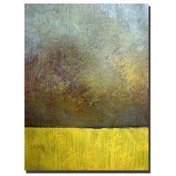 Michelle Calkins 'Earth Study II' Canvas Art