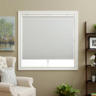 Arlo Blinds White Blackout Cordless Cellular Shades (More options available)