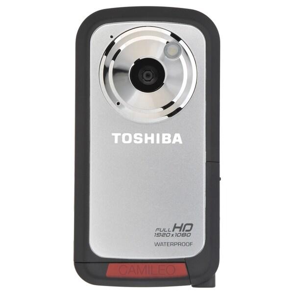 "Toshiba Camileo BW10 Digital Camcorder - 2"" LCD - CMOS - Full HD - Si"