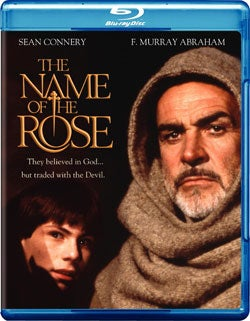 The Name Of The Rose (Blu-ray Disc)