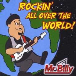 MR. BILLY - ROCKIN' ALL OVER THE WORLD
