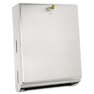 Bobrick Surface-Mounted Paper Towel Dispenser-10