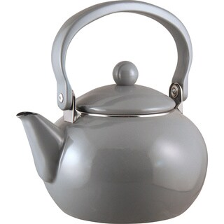 Reston Lloyd Harvest 2-quart Grey Teapot