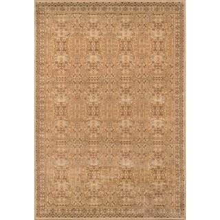 Momeni Belmont Ivory Agra Rug (3'11 x 5'7)