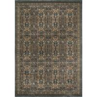 "Momeni Belmont Light Blue Agra Rug - 7'10"" x 9'10"""