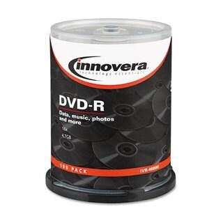 Innovera 4.7GB 16x DVD-R Discs