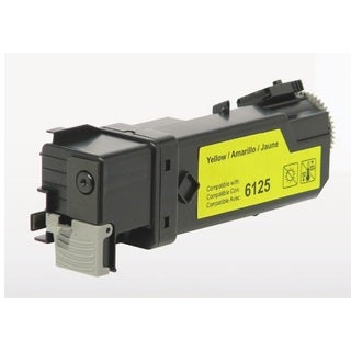 Innovera Compatible with 106R01333 (Phaser 6125) Toner, 1000 Yield, Yellow