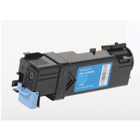 Innovera Compatible with 310-9060 (1320) Toner, 2000 Yield, Cyan