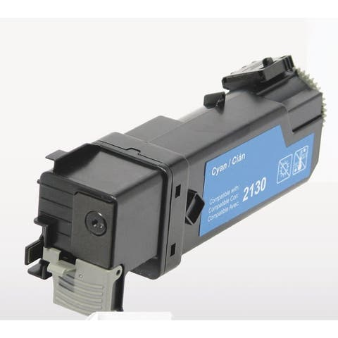 Innovera Compatible with 330-1437 (2130cn) Toner, 2500 Yield, Cyan