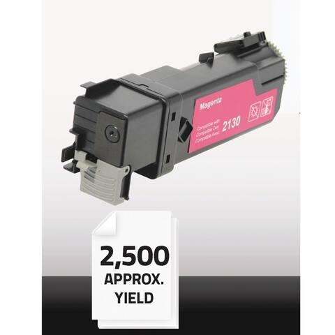 Innovera Compatible with 330-1433 (2130cn) Toner, 2500 Yield, Magenta