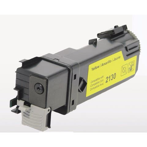Innovera Compatible with 330-1438 (2130cn) Toner, 2500 Yield, Yellow