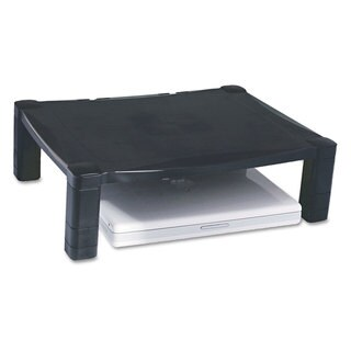 Kantek Single Level Height-Adjustable Stand