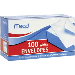 Mead Business Envelope 3 5 8 X 6 1 2