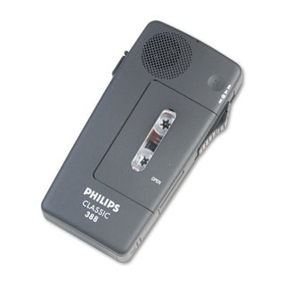 Philips Pocket 388 Slide Switch Mini Memo Recorder