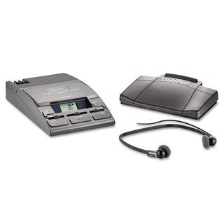 Philips 720-T Desktop Analog Mini Cassette Trascriber