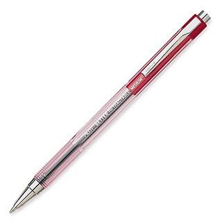 Red Pilot Better Ballpoint Retractable Pen- Red Ink-