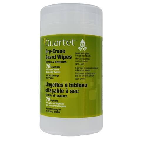 Quartet Dry Erase Board Wet Wipes
