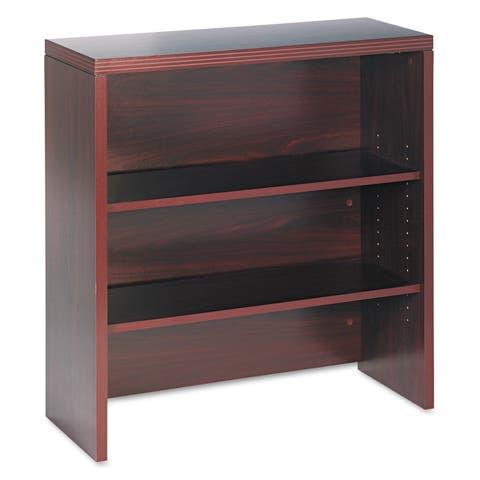 HON 11500 Series Valido Mahogany Bookcase Hutch